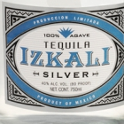 01-IZKALI Tequila Label Design