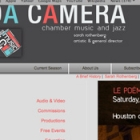 02-Da Camera of Houston